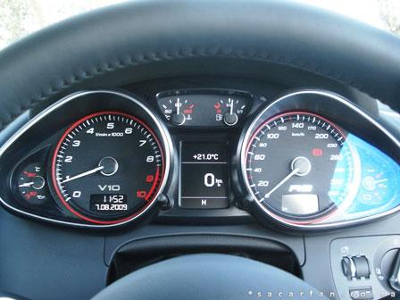 Audi S8 V10 5.2 FSI
