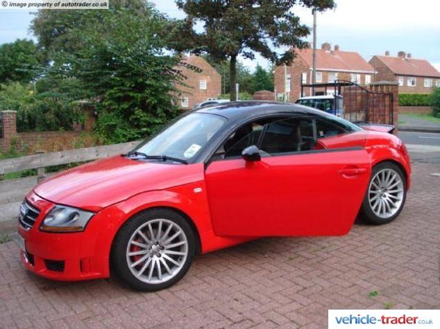 Audi TT 1.8 Coupe Quattro Sport