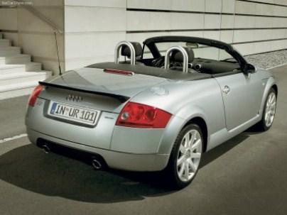 Audi TT 180 Coupe FrontTrak