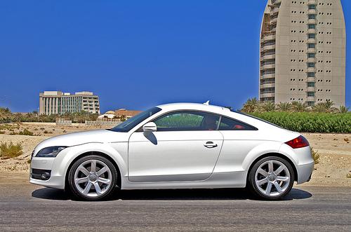 Audi TT 2.0 TFSi Coupe