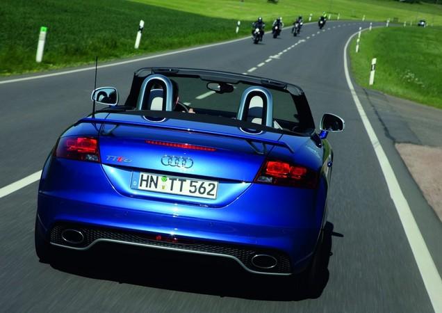 Audi TT 2.5 RS Roadster Quattro