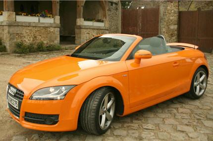 Audi TT 3.2 Cabriolet