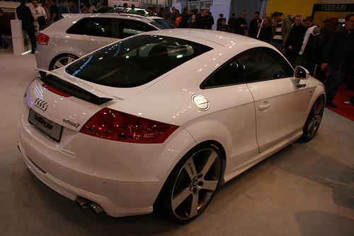 Audi TT Coupe 1.8T Quattroual