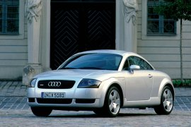 Audi TT Coupe 1.8 T 180hp AT