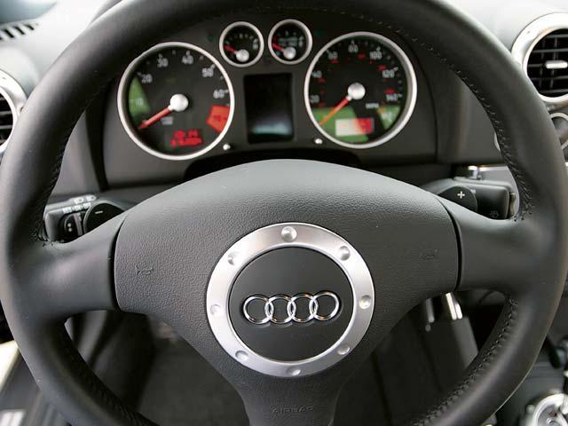 Audi TT Roadster 3.2 quattro DSG