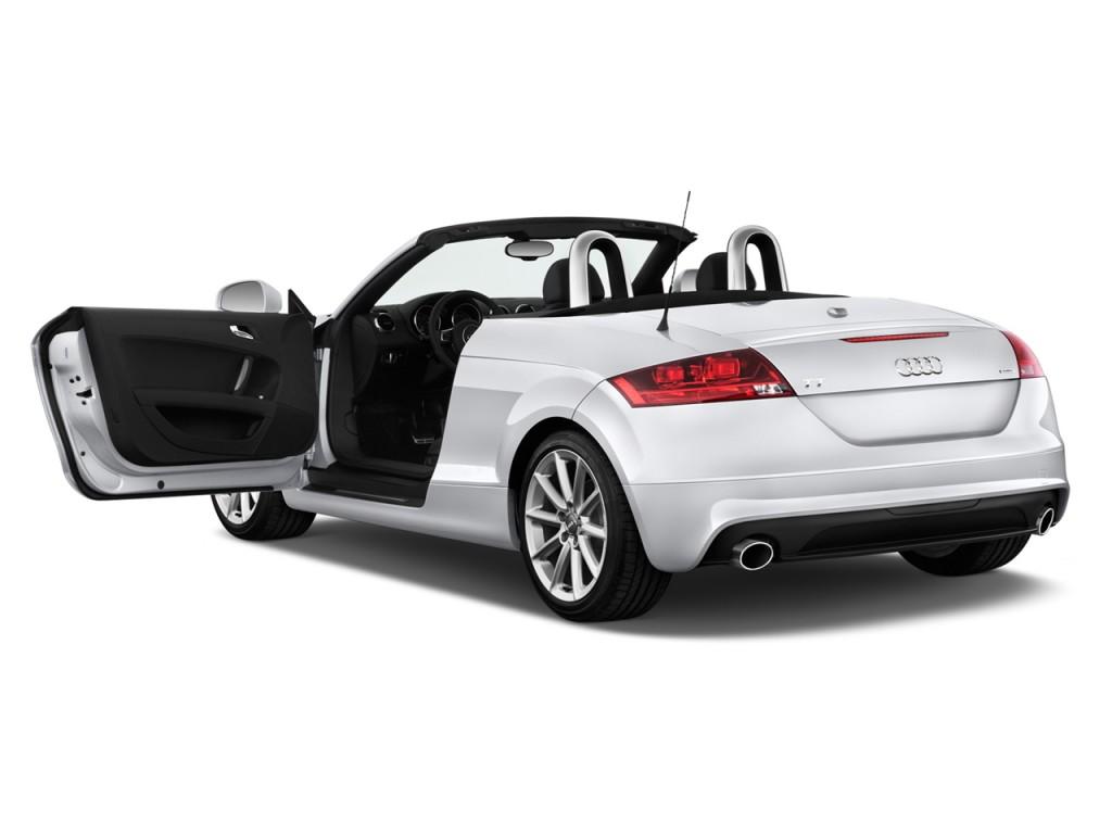 Audi TTS 2.0T Premium Plus Roadster Quattro