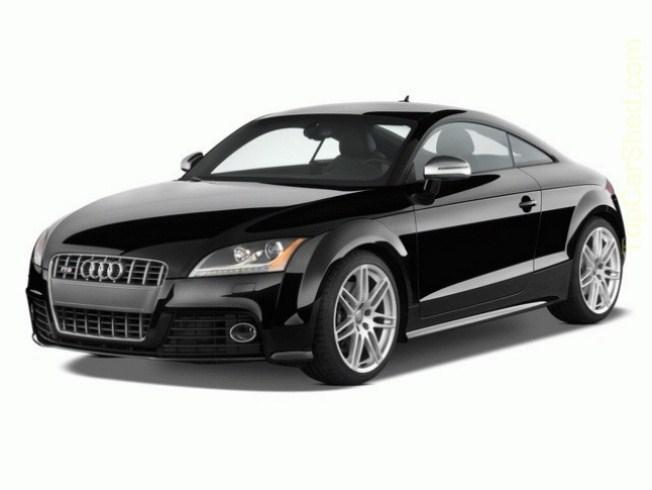 Audi TTS 2.0T Premium Roadster Quattro S-Tronic