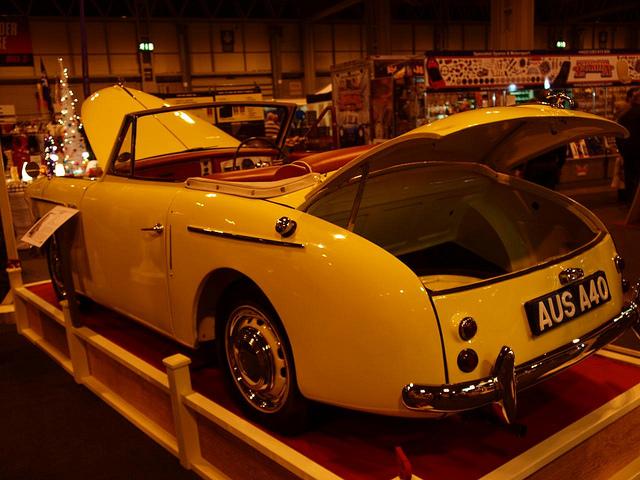 Austin A40 Sport Convertible