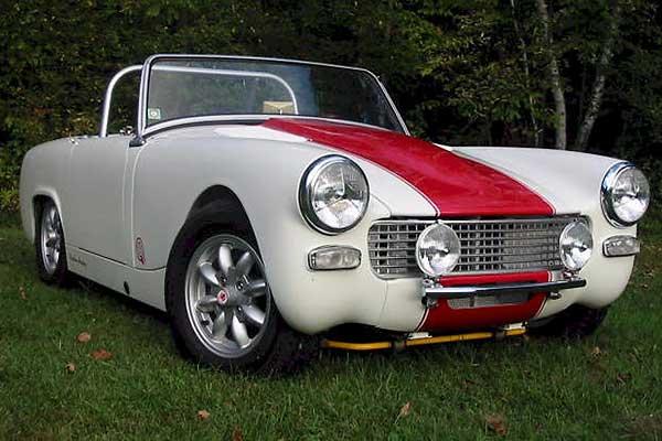 Austin-Healey Sprite Mk III