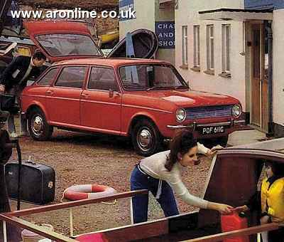 Austin Maxi 1500