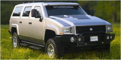 Avanti Studebaker 6.0 D XUV
