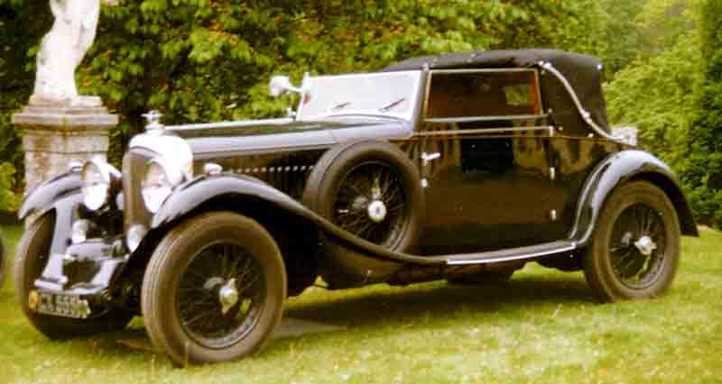 Bentley 4-Litre