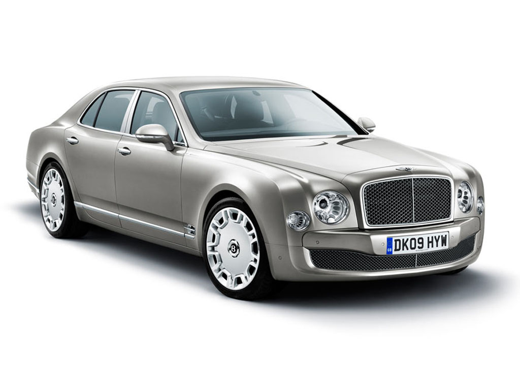 Bentley Mulsanne 6.8