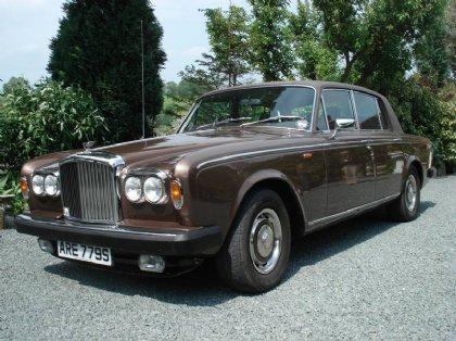 Bentley T
