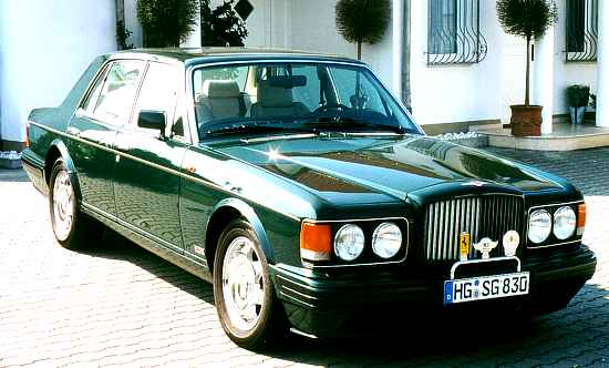 Bentley Turbo S