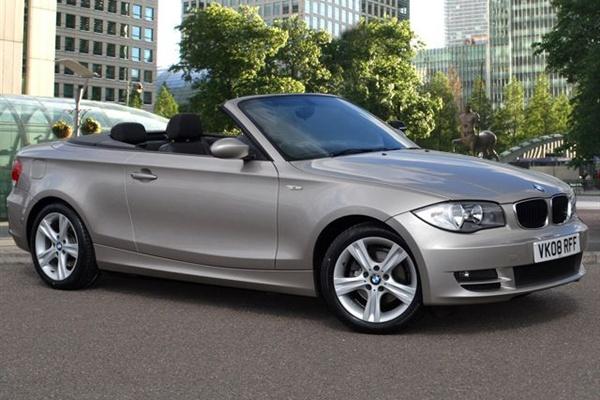 BMW 1 Cabrio 120i AT