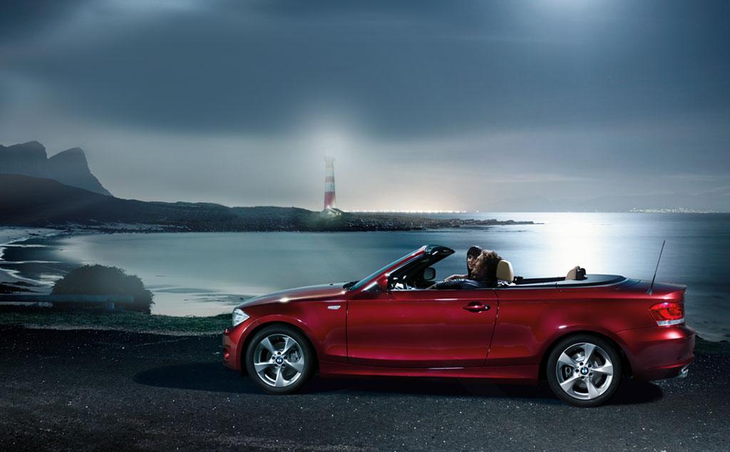 BMW 1 Cabrio 125i MT