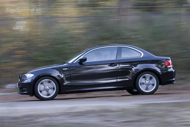 BMW 118d Coupe