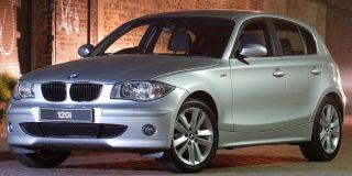 BMW 120d Steptronic