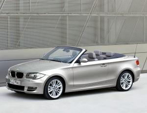 BMW 123d Cabriolet
