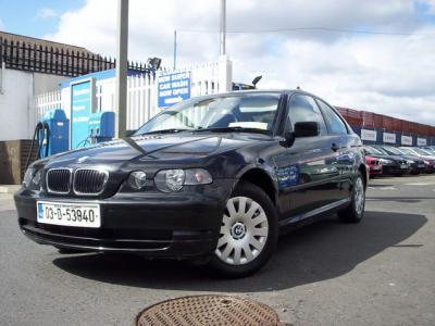 BMW 3 316ti MT
