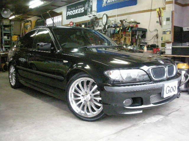 BMW 3 318ti MT