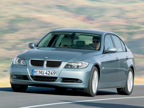 BMW 3 320i 150hp AT