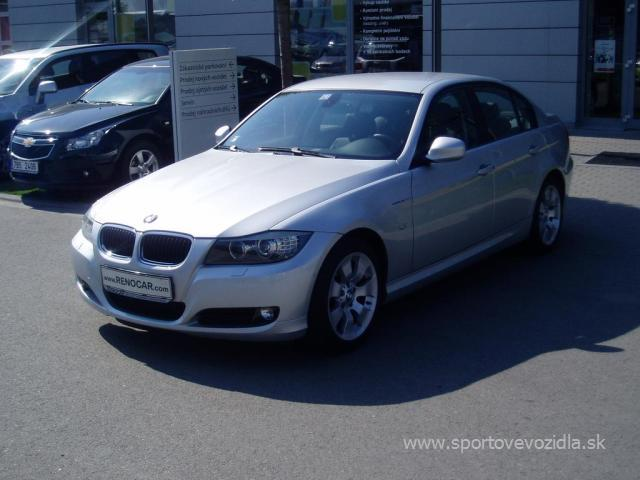 BMW 3 320xd AT