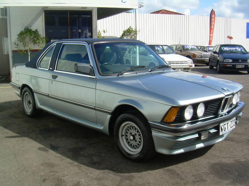 BMW 3 Cabrio 323i MT