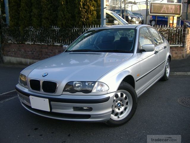 BMW 3 Coupe 318i 118hp MT
