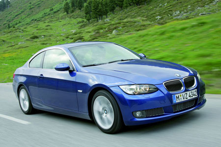 BMW 3 Coupe 323i MT