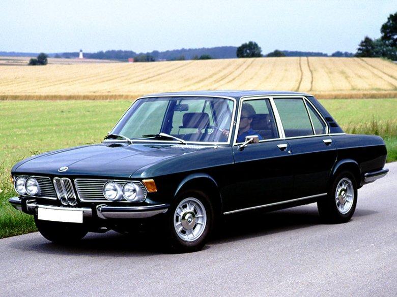 BMW 3.3 Li