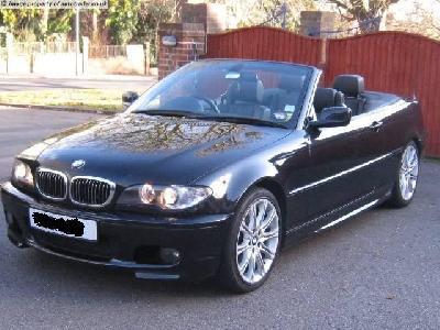 BMW 318 Ci Cabriolet