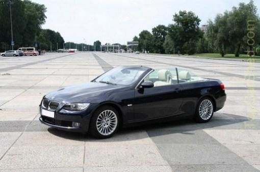 BMW 320cd Cabriolet