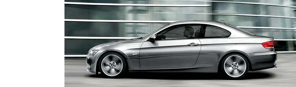 BMW 320d Coupe