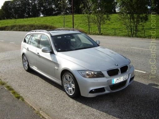 BMW 320D Touring Sport
