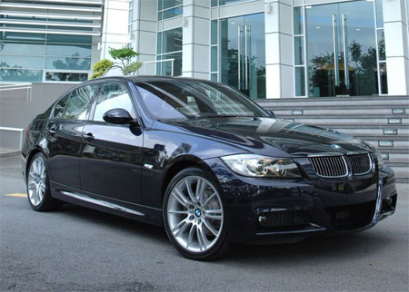 BMW 325i Exclusive