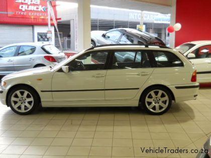 BMW 325i Touring Sport