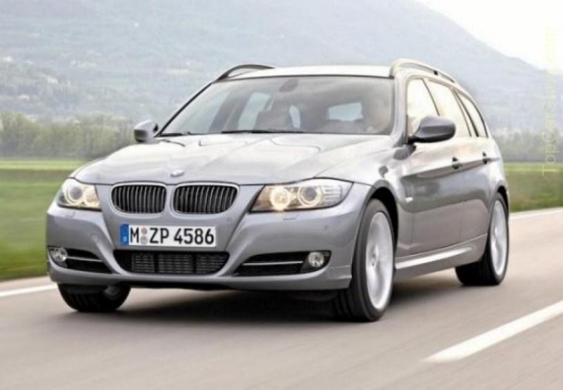 BMW 325i xDrive Touring
