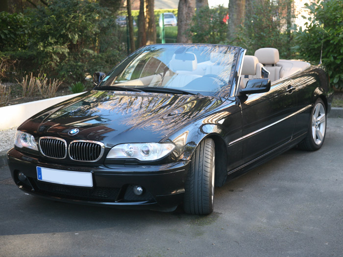 BMW 330 Cd Cabriolet