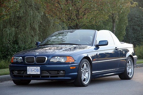 BMW 330Ci Cabriolet