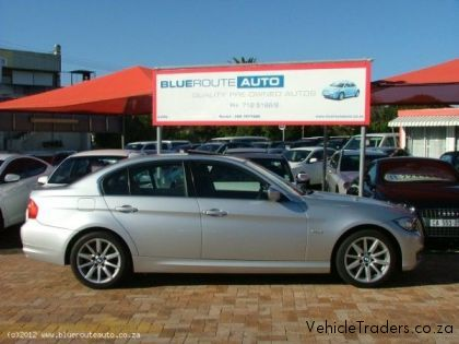 BMW 330D Exclusive Automatic