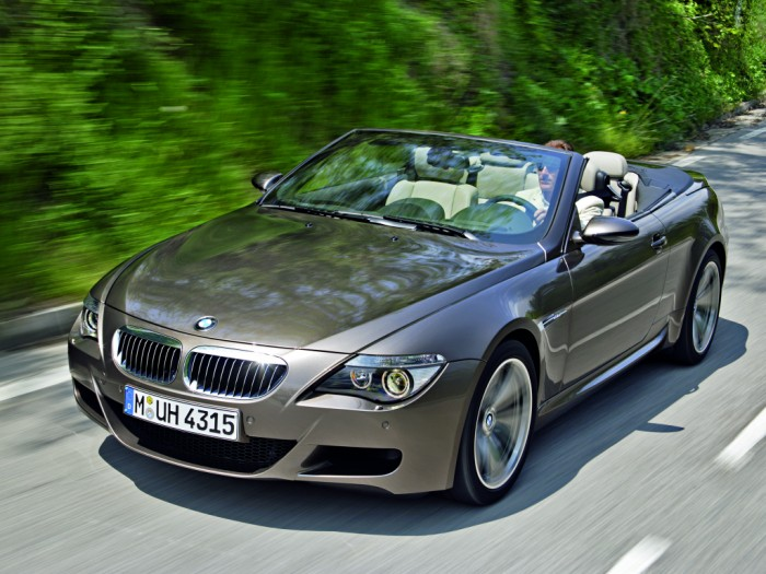 BMW 330i Cabriolet