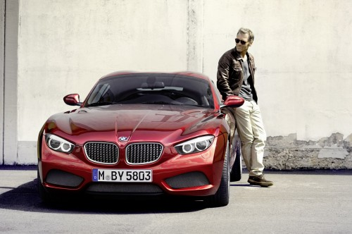 BMW 332 Coupe