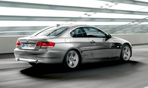 BMW 335i Coupe xDrive