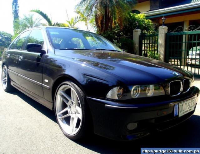 BMW 5 523i MT