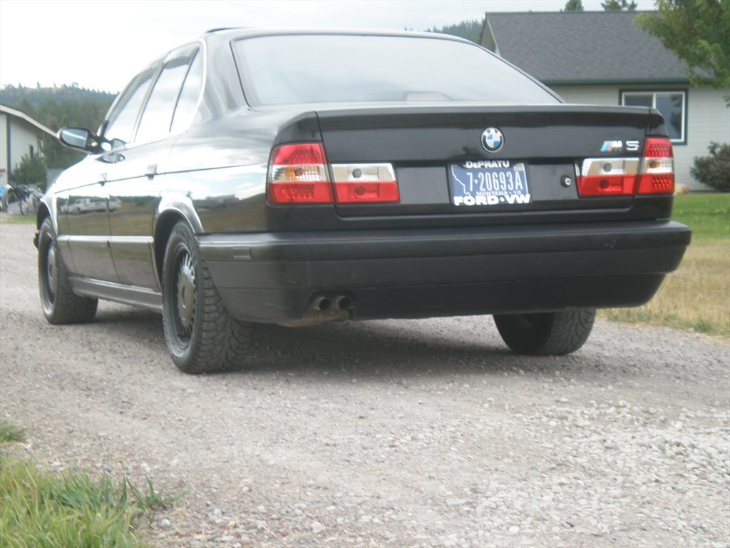 BMW 5 525i 170hp MT