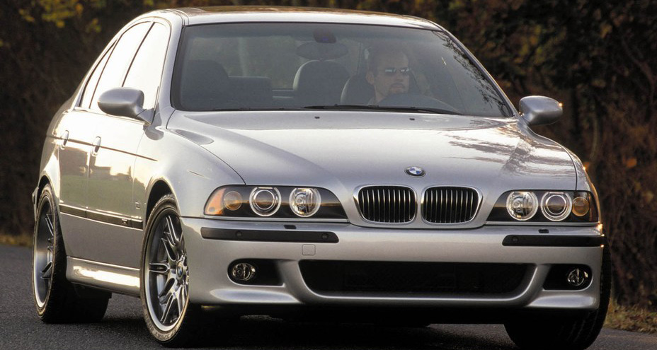 BMW 5 530d 193hp AT