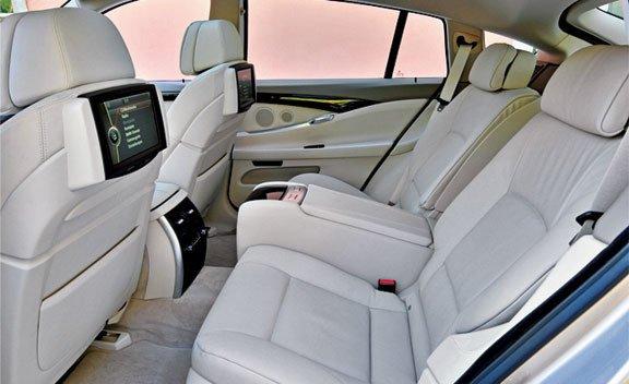 BMW 5 Gran Turismo 535xd AT