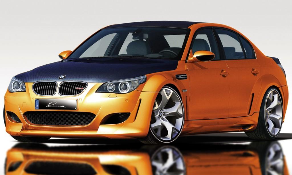 BMW 5 M5